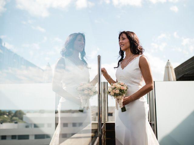 La boda de Joel y Rosa en L' Ametlla De Mar, Tarragona 33