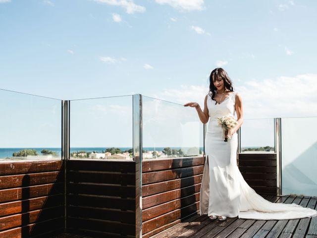 La boda de Joel y Rosa en L' Ametlla De Mar, Tarragona 3