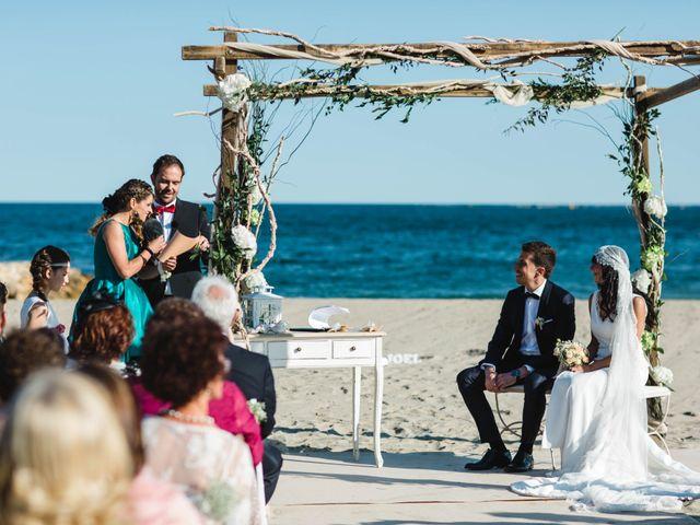 La boda de Joel y Rosa en L' Ametlla De Mar, Tarragona 38