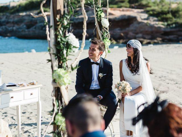 La boda de Joel y Rosa en L' Ametlla De Mar, Tarragona 39