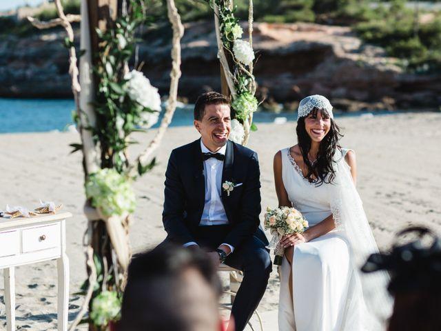 La boda de Joel y Rosa en L' Ametlla De Mar, Tarragona 40