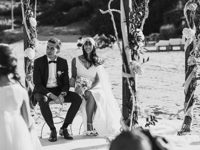 La boda de Joel y Rosa en L' Ametlla De Mar, Tarragona 41
