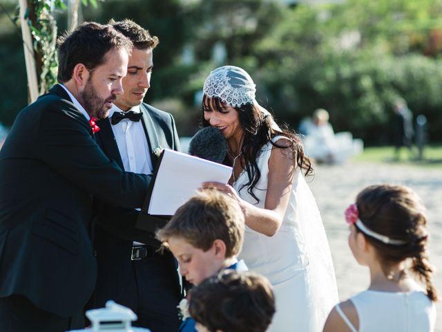 La boda de Joel y Rosa en L' Ametlla De Mar, Tarragona 45