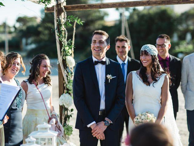 La boda de Joel y Rosa en L' Ametlla De Mar, Tarragona 46