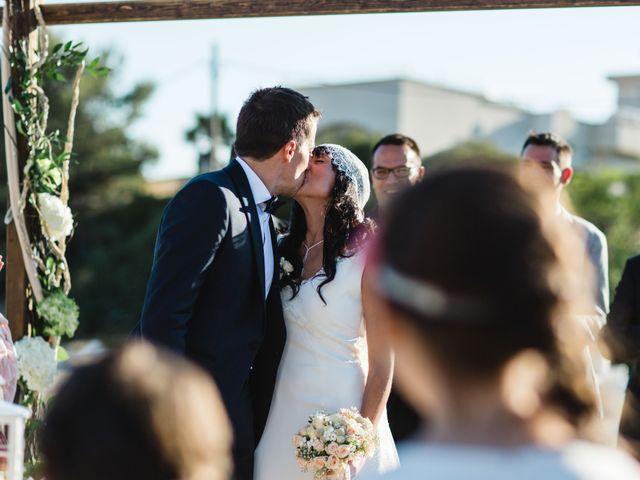 La boda de Joel y Rosa en L' Ametlla De Mar, Tarragona 47