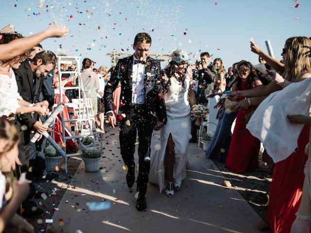 La boda de Joel y Rosa en L' Ametlla De Mar, Tarragona 48