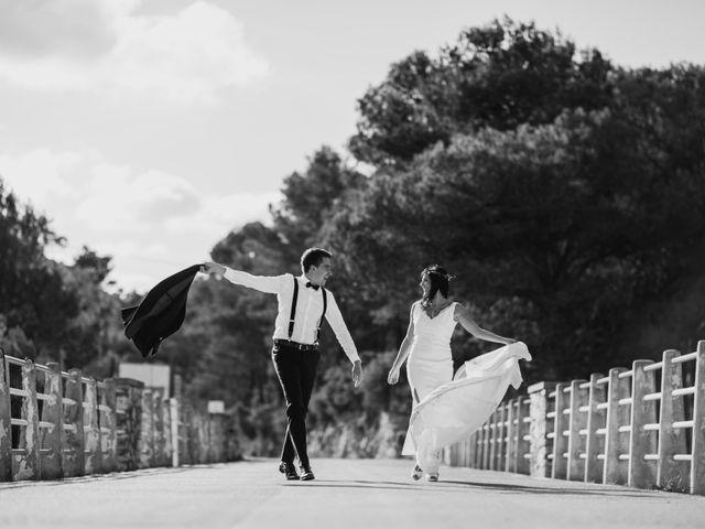 La boda de Joel y Rosa en L' Ametlla De Mar, Tarragona 51
