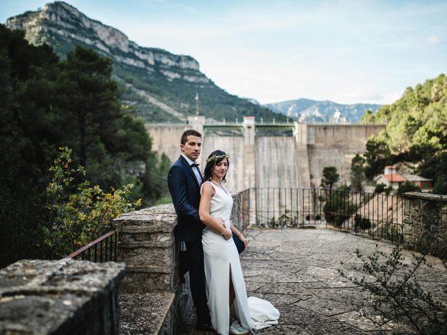 La boda de Joel y Rosa en L' Ametlla De Mar, Tarragona 52
