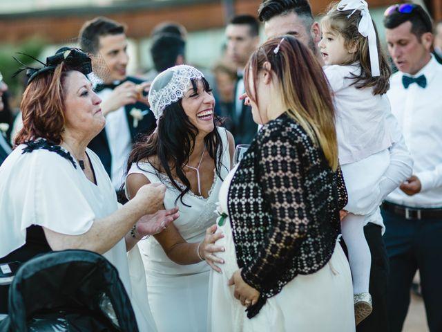 La boda de Joel y Rosa en L' Ametlla De Mar, Tarragona 58