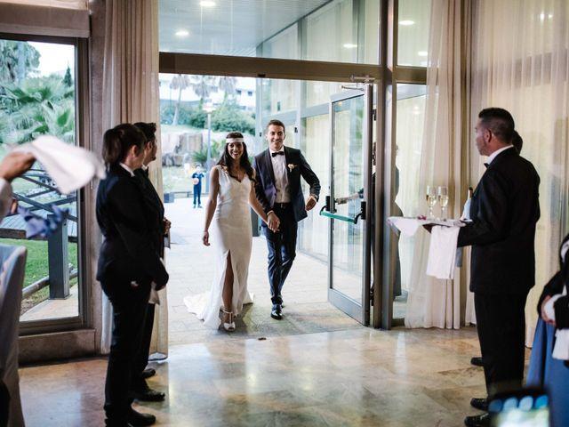 La boda de Joel y Rosa en L' Ametlla De Mar, Tarragona 59