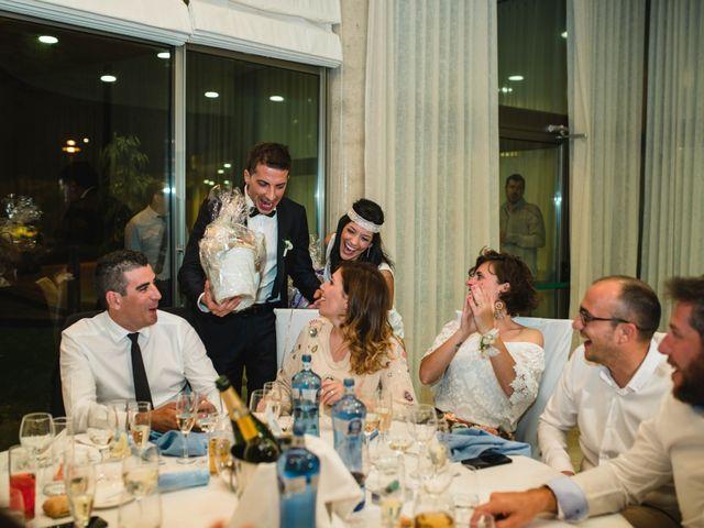 La boda de Joel y Rosa en L' Ametlla De Mar, Tarragona 61