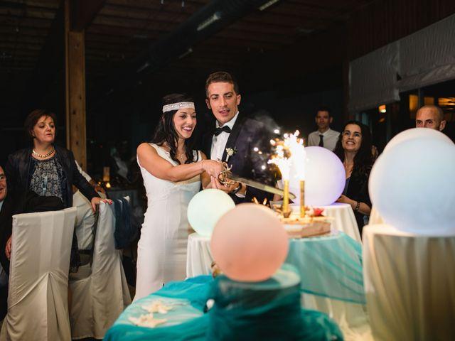 La boda de Joel y Rosa en L' Ametlla De Mar, Tarragona 62