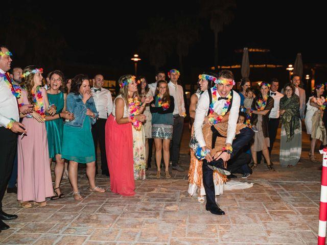 La boda de Joel y Rosa en L' Ametlla De Mar, Tarragona 64