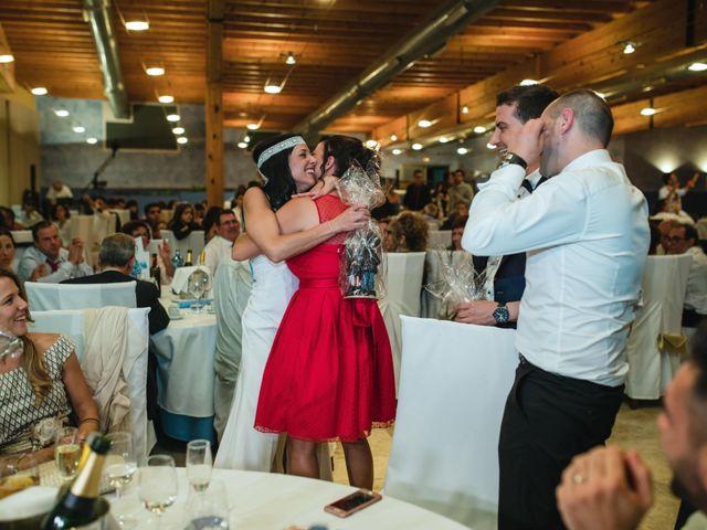 La boda de Joel y Rosa en L' Ametlla De Mar, Tarragona 68