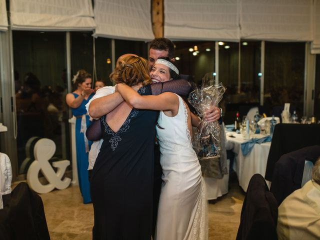 La boda de Joel y Rosa en L' Ametlla De Mar, Tarragona 69