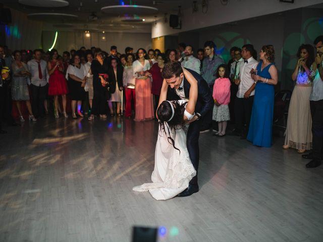 La boda de Joel y Rosa en L' Ametlla De Mar, Tarragona 71