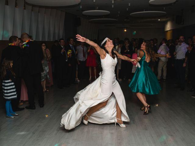 La boda de Joel y Rosa en L' Ametlla De Mar, Tarragona 73