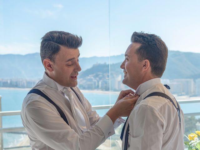 La boda de German y Javier en Valencia, Valencia 36