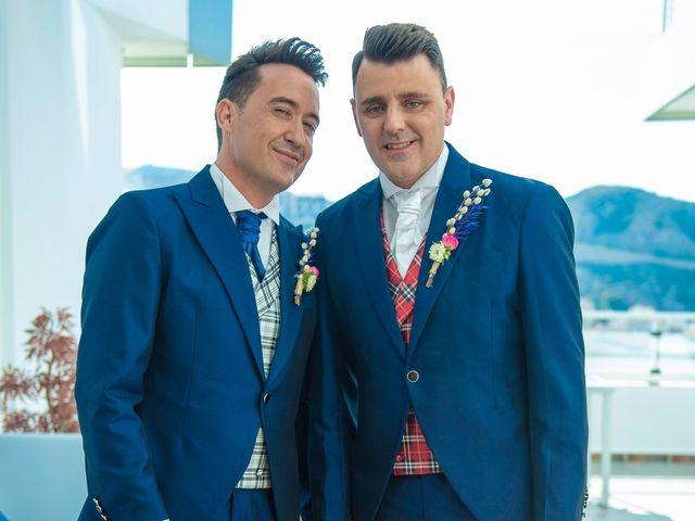 La boda de German y Javier en Valencia, Valencia 66