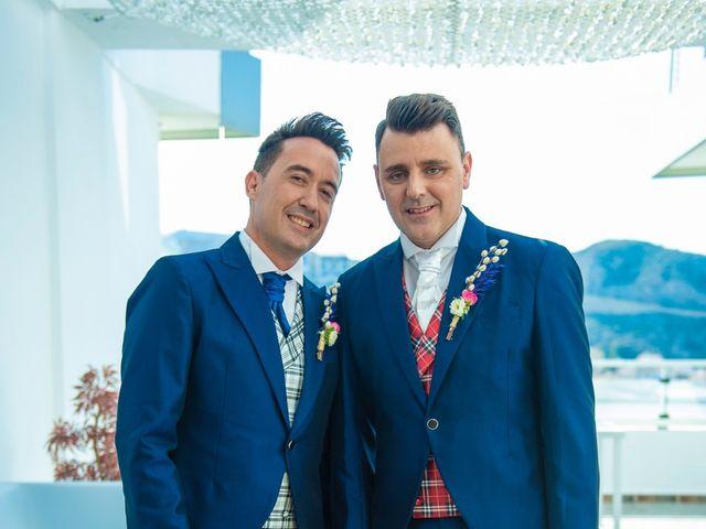 La boda de German y Javier en Valencia, Valencia 67