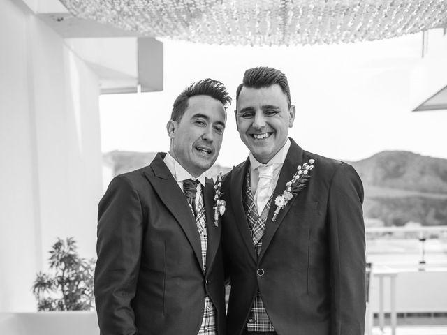 La boda de German y Javier en Valencia, Valencia 68