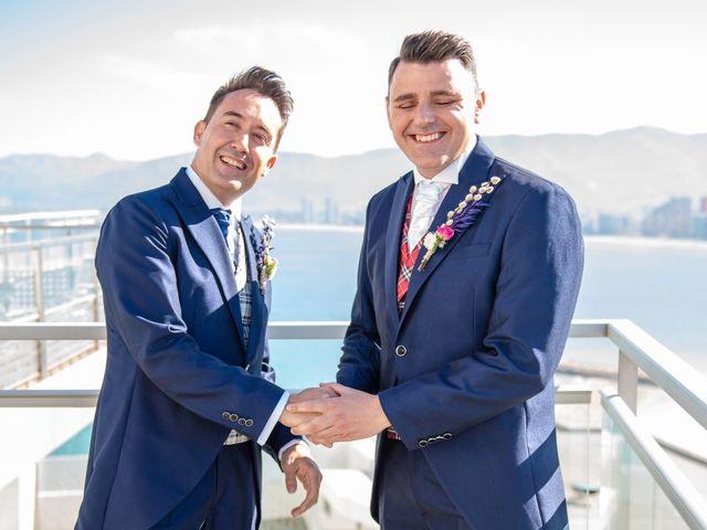 La boda de German y Javier en Valencia, Valencia 71