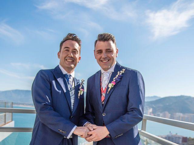 La boda de German y Javier en Valencia, Valencia 77