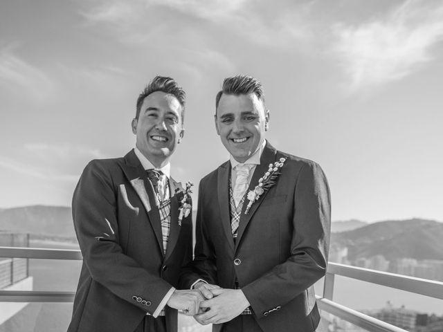 La boda de German y Javier en Valencia, Valencia 78