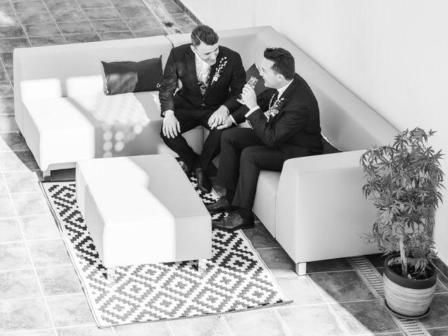 La boda de German y Javier en Valencia, Valencia 88