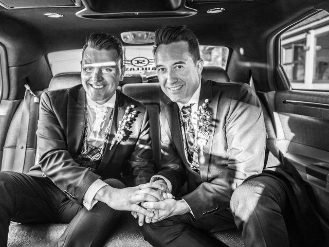La boda de German y Javier en Valencia, Valencia 107