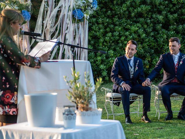 La boda de German y Javier en Valencia, Valencia 142