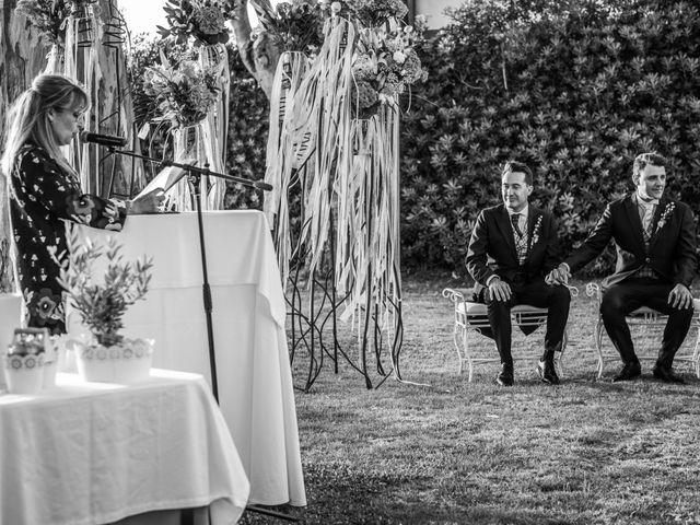 La boda de German y Javier en Valencia, Valencia 143