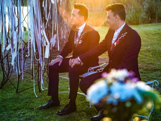 La boda de German y Javier en Valencia, Valencia 147
