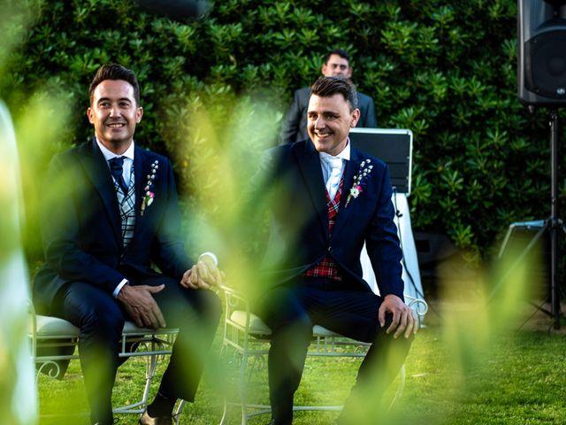 La boda de German y Javier en Valencia, Valencia 155