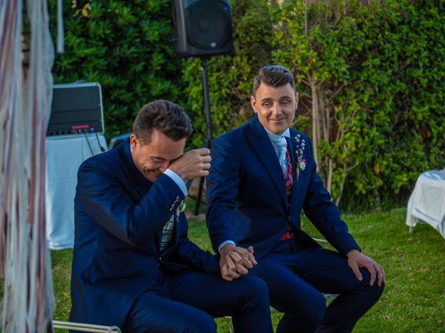 La boda de German y Javier en Valencia, Valencia 175