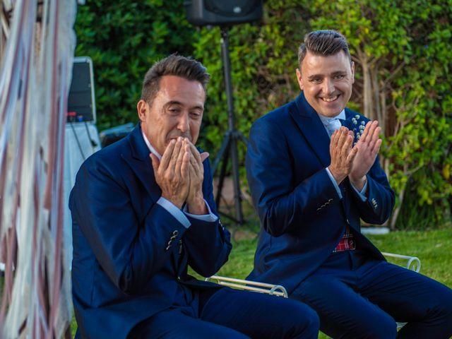 La boda de German y Javier en Valencia, Valencia 178