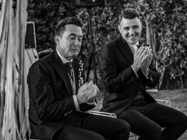 La boda de German y Javier en Valencia, Valencia 180