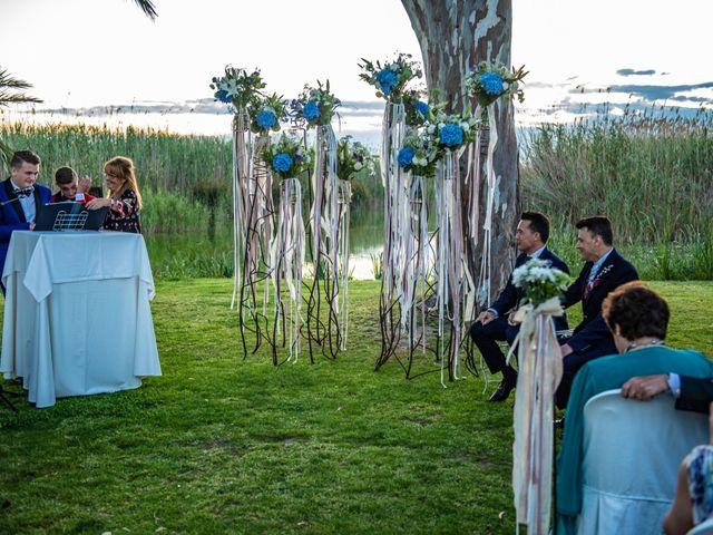 La boda de German y Javier en Valencia, Valencia 183