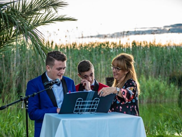 La boda de German y Javier en Valencia, Valencia 184