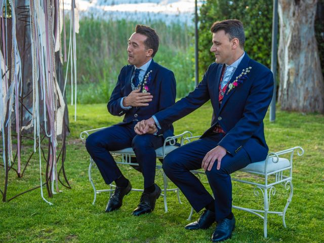 La boda de German y Javier en Valencia, Valencia 186