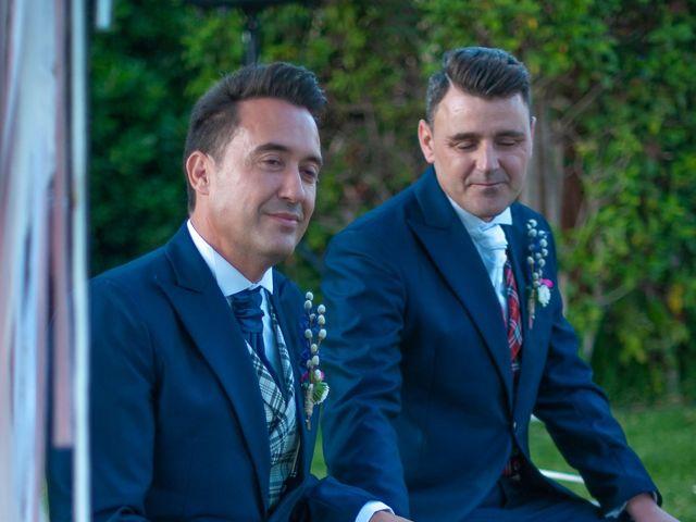 La boda de German y Javier en Valencia, Valencia 190