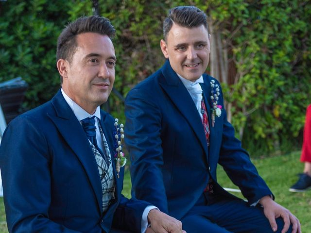 La boda de German y Javier en Valencia, Valencia 192