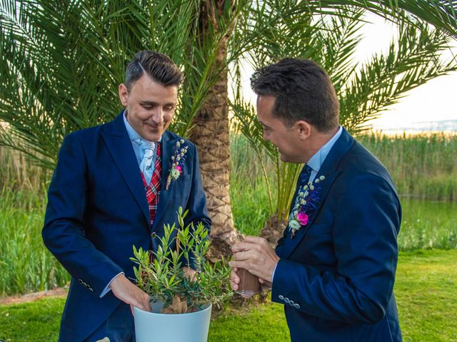 La boda de German y Javier en Valencia, Valencia 200