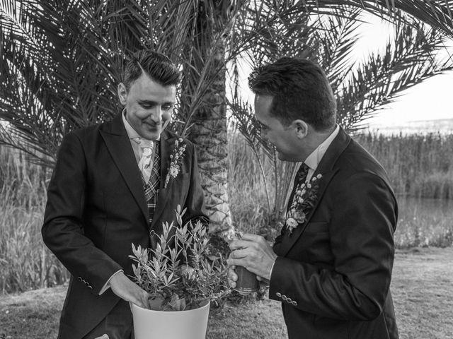 La boda de German y Javier en Valencia, Valencia 201