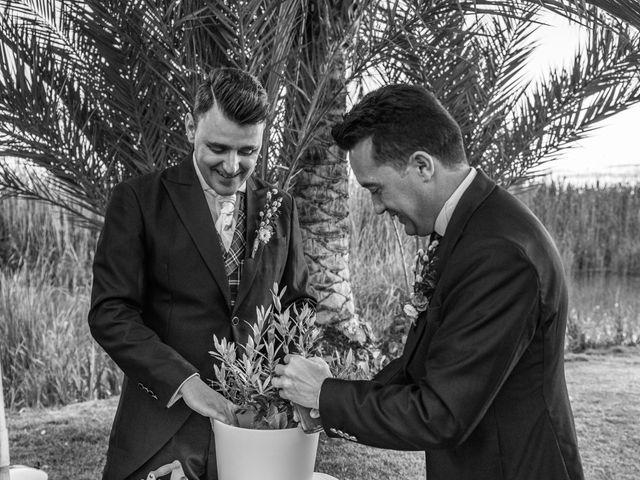 La boda de German y Javier en Valencia, Valencia 203