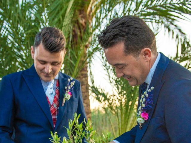 La boda de German y Javier en Valencia, Valencia 204
