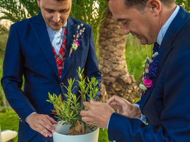 La boda de German y Javier en Valencia, Valencia 205