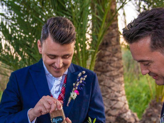 La boda de German y Javier en Valencia, Valencia 206
