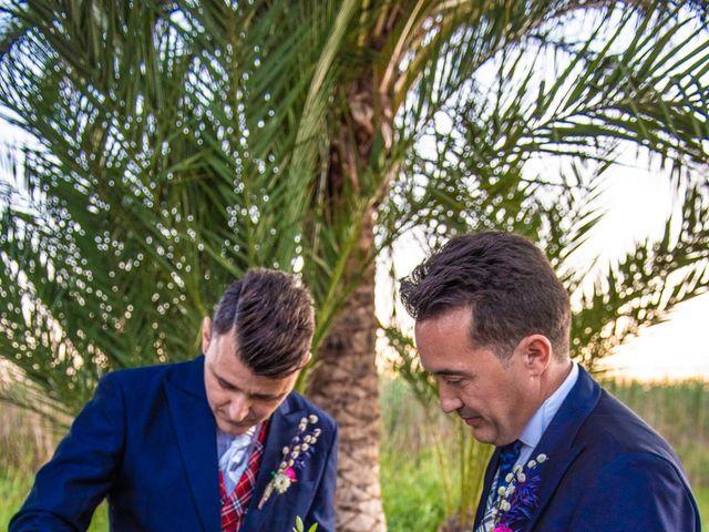 La boda de German y Javier en Valencia, Valencia 208