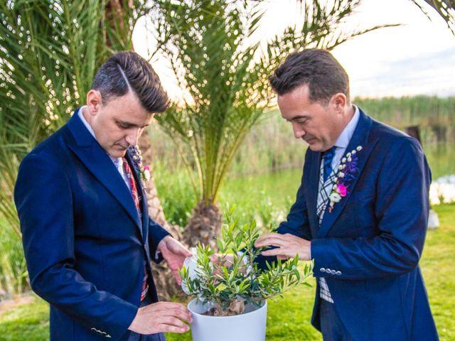 La boda de German y Javier en Valencia, Valencia 210